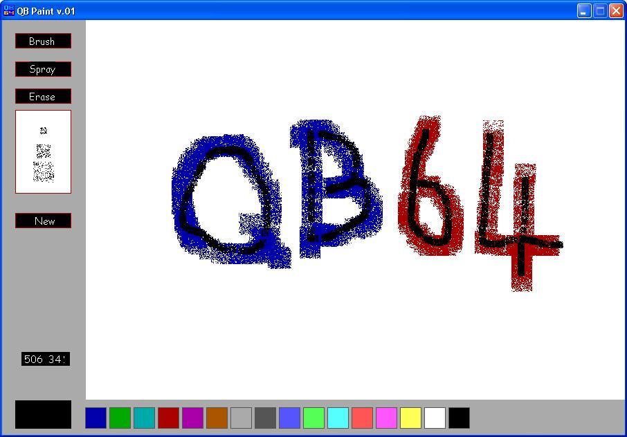 QB Paint v.01
